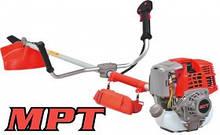 MPT  Триммер бензиновый PROFI 1400 Вт, 43 см.куб., 3200 об/мин, штанга 28*2 мм, катушка + диск, Арт.: MBC4303