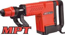 MPT  Молоток отбойный PROFI 1500 Вт, 25 Дж, 900-1800 уд/мин, SDS MAX, 2 стамески, кейс, Арт.: MDB11E