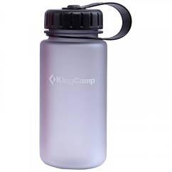 Бутылка для воды KingCamp Tritan Bottle 400ML(MEDIUM GRAY)