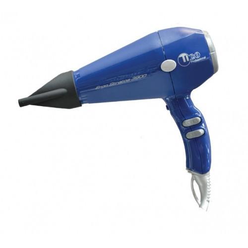 Фен для волос TICO Professional Ergo Stratos Ion Blue