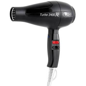 Фен для волос TICO Professional Turbo 3400 XP BLACK
