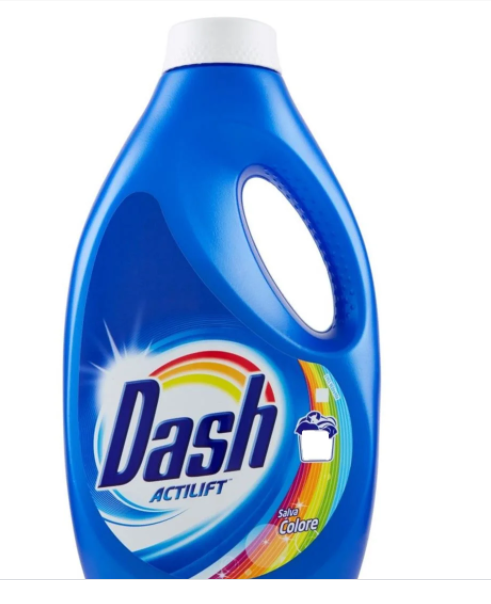 Гель для стирки Dash