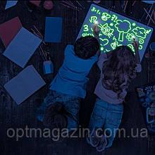 Набор для творчества Freeze lisht Рисуй светом А5