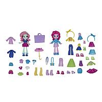 Пони из Эквестрии Пинки Пай и Минти 42 аксессуара My Little Pony Pinkie Pie and Minty Hasbro E9255