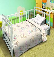 """Детское постельное белье в кроватку """"Мой ангел"""" Малыши 4"""