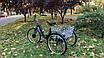 """Триколісний вантажний електровелосипед Ardis City Line 24"""", фото 5"""