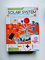 Набор для творчества Модель солнечной системы, моторизованная, 8+, фото 1