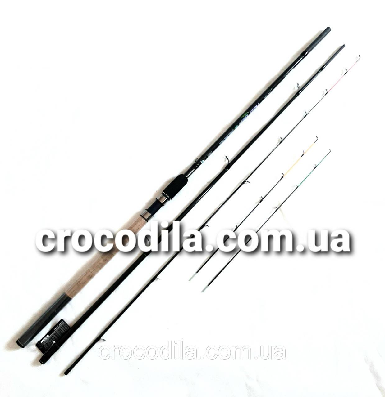 Фидерное удилище Kaida (Weida)  NeoXoen 2.7 m 60-120 грамм