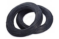 Проволока вязальная Укрметиз - 1,2 мм x 100 м (750г) черная 1 шт.
