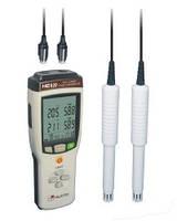 Измеритель температуры и влажности с регистратором