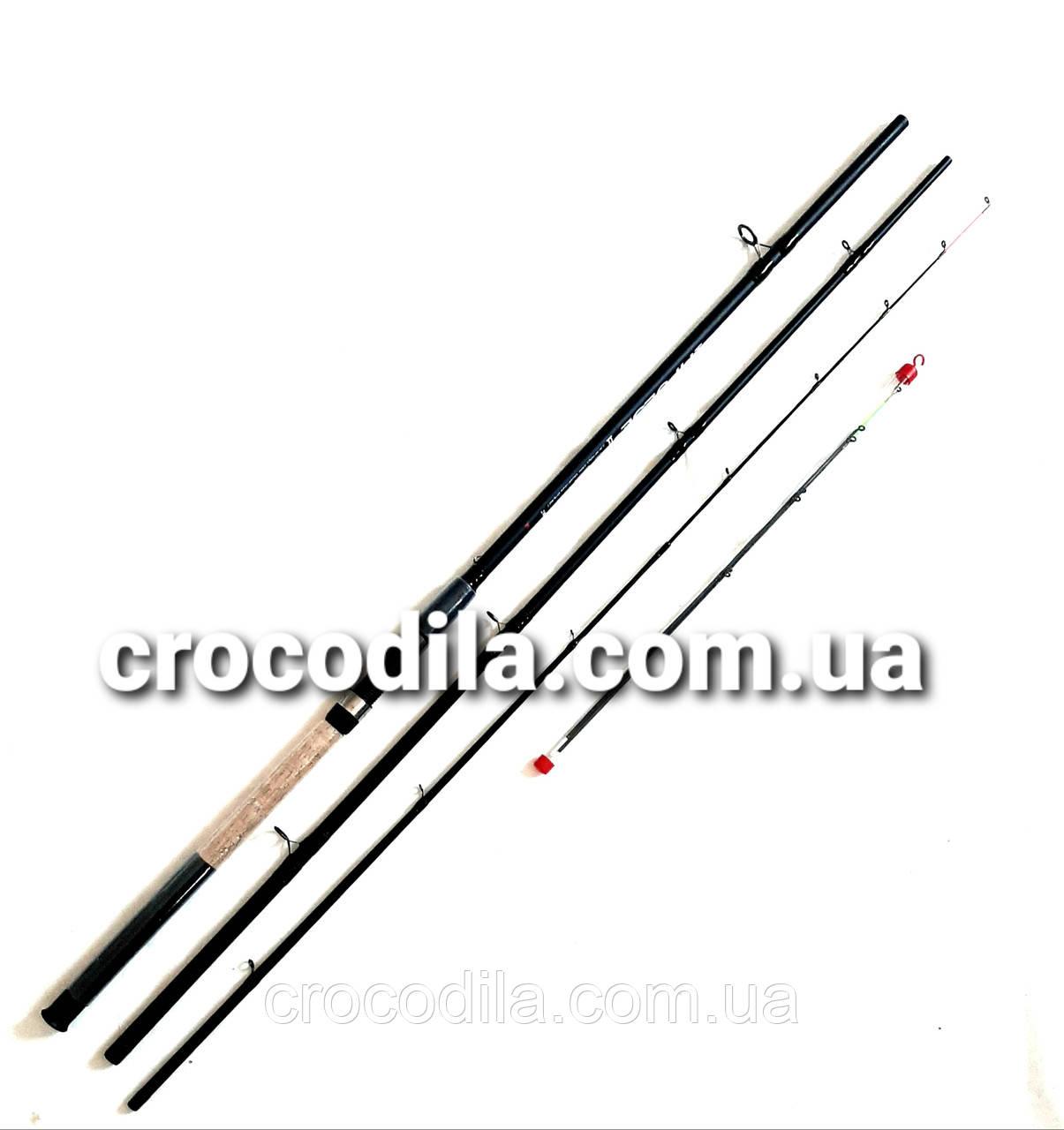 Фидерное удилище Kaida (Weida) Impulse II 3.9 m 60-160