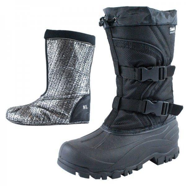 Ботинки зимние Mil-Tec Snow Boots Arctic