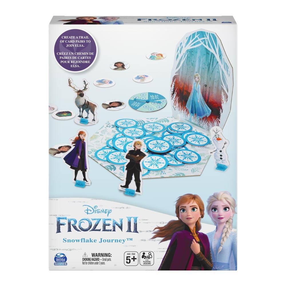 Настольная игра «Ледяное сердце 2» с фишкамиSM98234/6055788