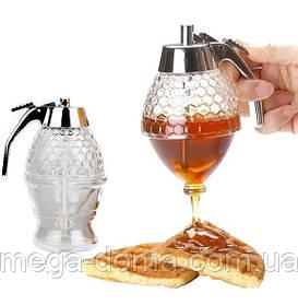 Диспенсер для меда Honey Dispenser Емкость, дозатор для меда или сиропа