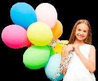 Правила обращения с воздушными шариками