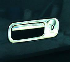 Накладка на ручку багажника (нерж) Volkswagen Lupo 99-05