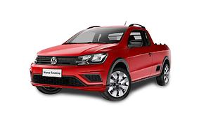 Volkswagen Gol 5 Saveiro Пикап (2010 - ... )