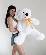 Плюшевий Ведмедик Білий 100см