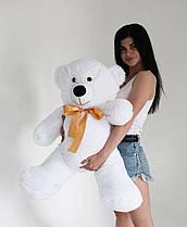 Плюшевий Ведмедик Білий 120см