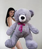 Плюшевий Ведмедик Сірий 160см