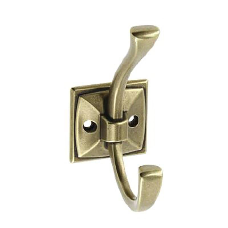 Крючок мебельный GTV MADRYT Старое золото (WZ-MADRYT-04)