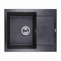 Кам'яні мийки Ventolux SILVIA (SPACE BLACK) 620X500X200