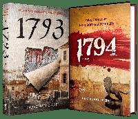 1793. 1794 (комплект из 2 книг)Никлас Натт-о-Даг