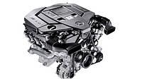 Двигатель и подкапотные части