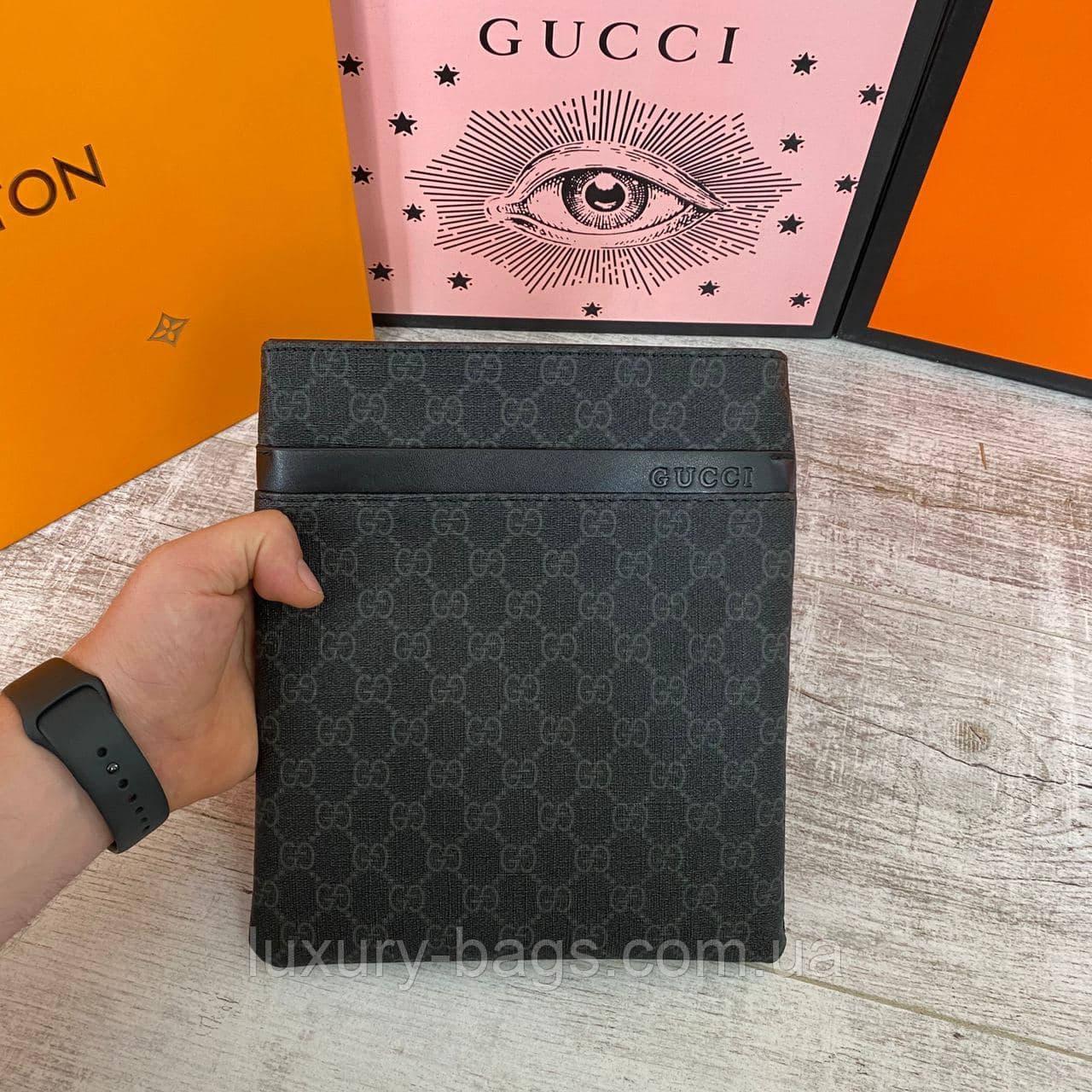 Чоловіча сумка через плече Gucci
