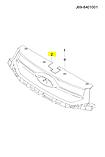 Решетка радиатора чери Тигго 2, Chery Tiggo 2, j69-8401010, фото 4