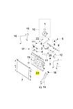 Вентилятор охлаждения чери Тигго 2, Chery Tiggo 2, t15-1308010ba, фото 4