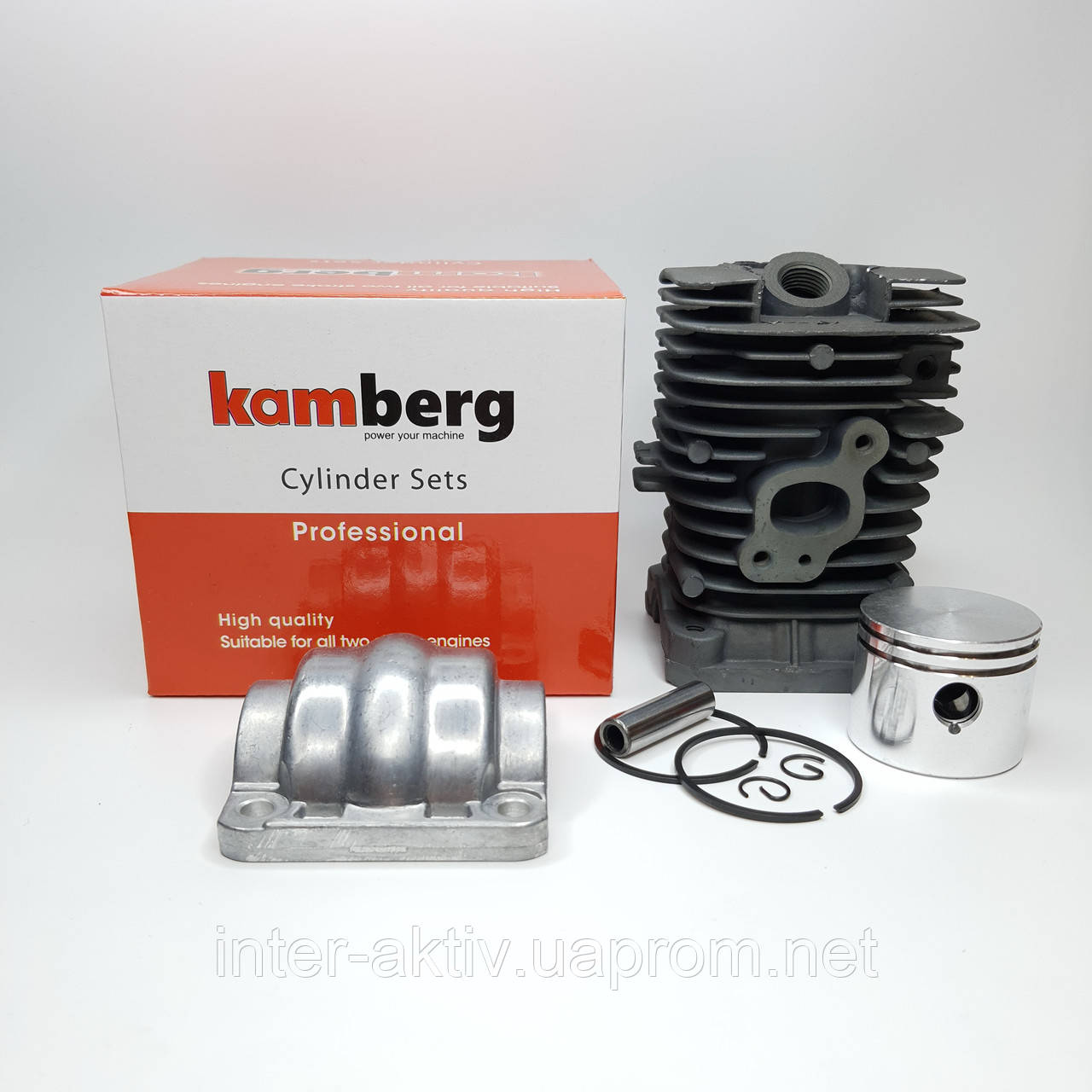 Поршневая для бензопилы Partner 350 Kamberg