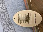 Хорошее махровое полотенце 35*75 полоса/орнамент, фото 2