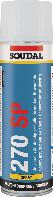 Клей-спрей контактный 270SP /500мл/ SOUDAL, фото 1