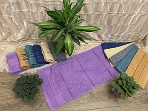 Кухонные махровые полотенца Люкс 35*75 КРП