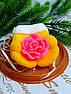 """Мило """"Рукавиця з трояндочкою в куполі"""", фото 2"""