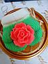 """Мило """"Рукавиця з трояндочкою в куполі"""", фото 3"""