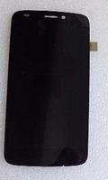 Оригинальный дисплей (модуль) + тачскрин (сенсор) для Fly IQ4410i, фото 1