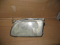Фара ліва (хутро коригування) пластик Ford Transit (92-00), фото 1