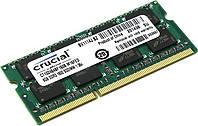 Оперативная память SO-DIMM 8GB Crucial CT102464BF160B