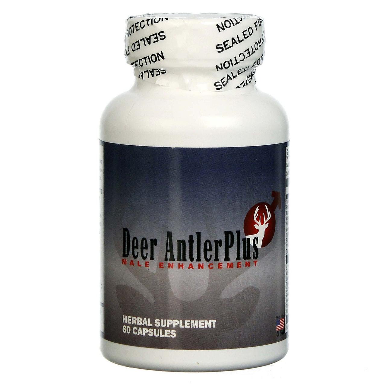 Deer Antler Plus (Дир Антлер Плас)- капсулы для потенции