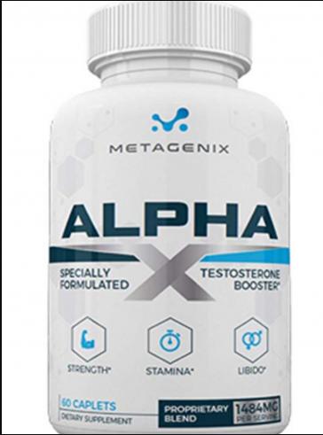 Metagenix (Метагеникс)- капсулы для потенции