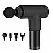 Вибрационный массажер для тела Fascial Gun CY 801 Health, фото 2