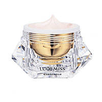Антивозрастной крем для век «Золото» LUOFMISS Diamond Luxury Crystal Care Eye Cream с алмазным порошком 15 мл