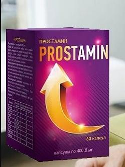 Prostamin (Простамин) - капсулы от простатита