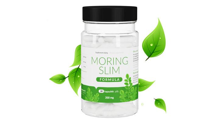 Moring Slim Formula (Моринг Слим Формула) - капсулы для похудения