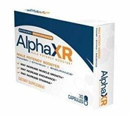 Alpha XR (Альфа РИкс) - капсулы для потенции