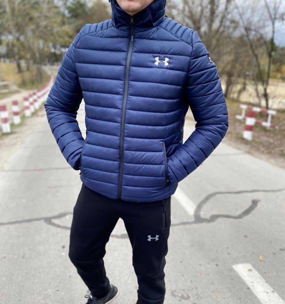 Мужская зимняя куртка Exposure Blue