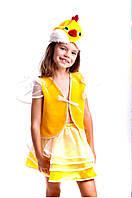 Новогодний костюм курочки для девочки