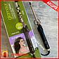 Афроплойка для волос DSP 20105 Терморегулятор ОРИГИНАЛ + Утюжок в Подарок!, фото 2